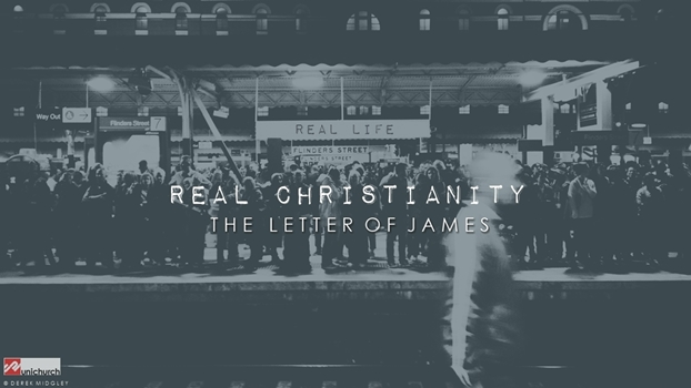 JAMES 2:1-13  20 SEP 2015  CHRIS MORRIS