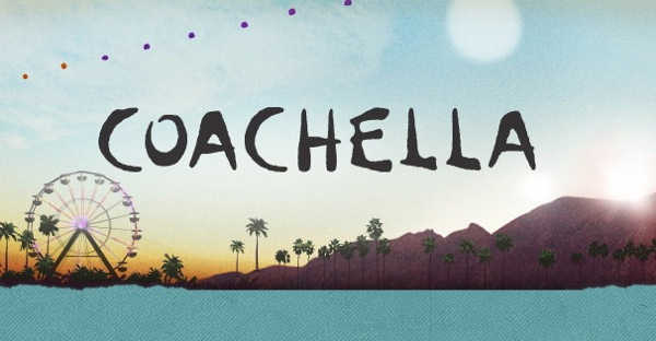 Oh Hey!   Don't mind me.   …Just sitting here wishing I was at Coachella…