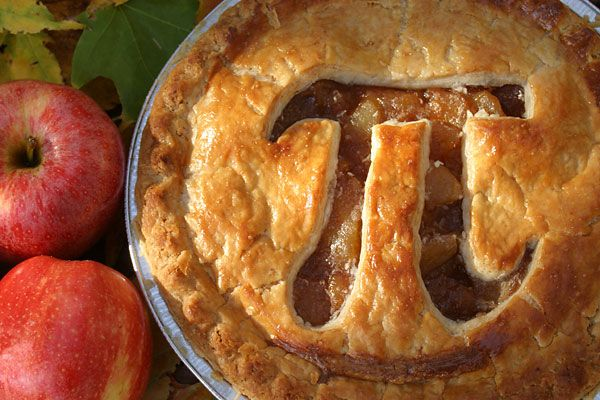HAPPY PI DAY!!!!     3.1415926535897932384626433832795028841971693993751058209749445923078164062862089986280348253421170679…     Phew…and that's just the first one hundred digits…     I think I need a pie break.