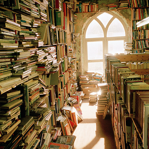 This is what the library in my future home will probably look like…Book Obsession?