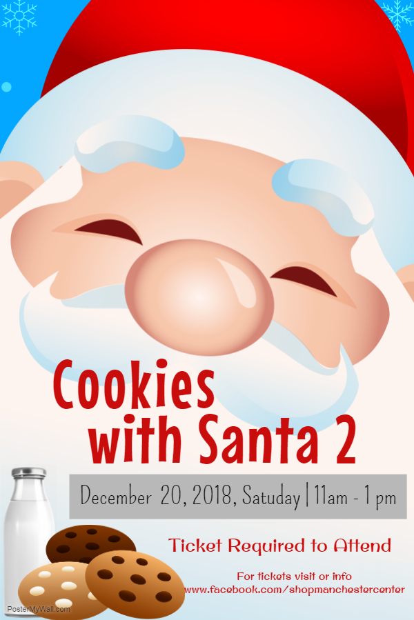 Cookies With Santa 2 The New Manchester