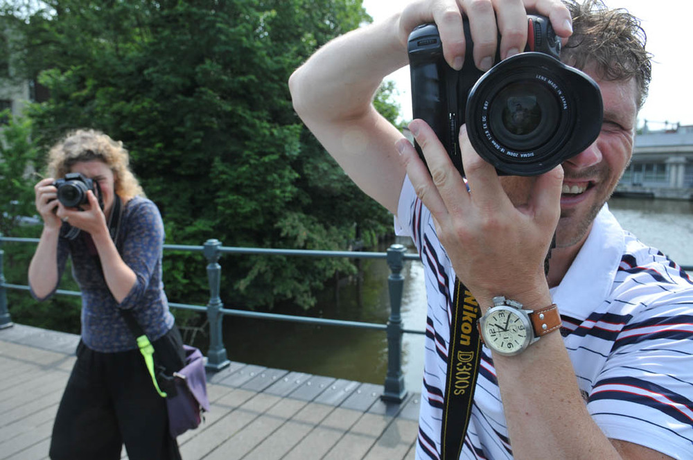 Amsterdam photo safari ©Tom van der Leij