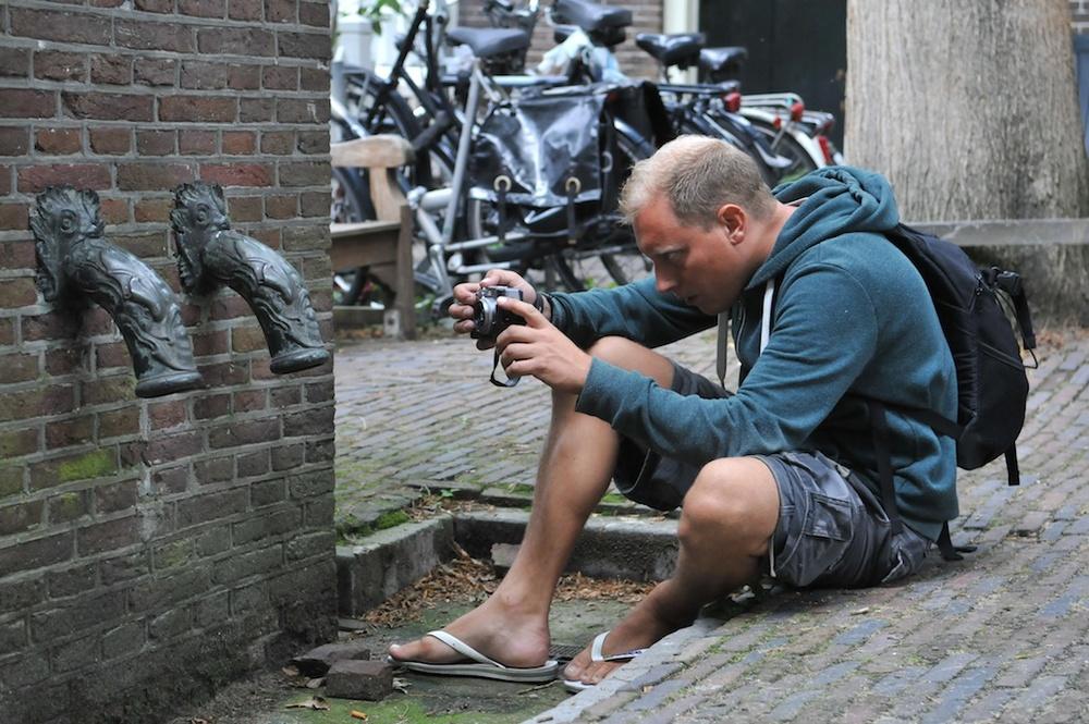 Amsterdam hidden treasures ©Tom van der Leij