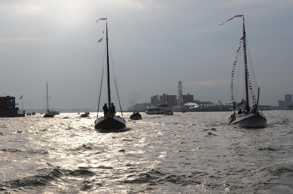 Amsterdam Sail 2015 ©Tom van der Leij