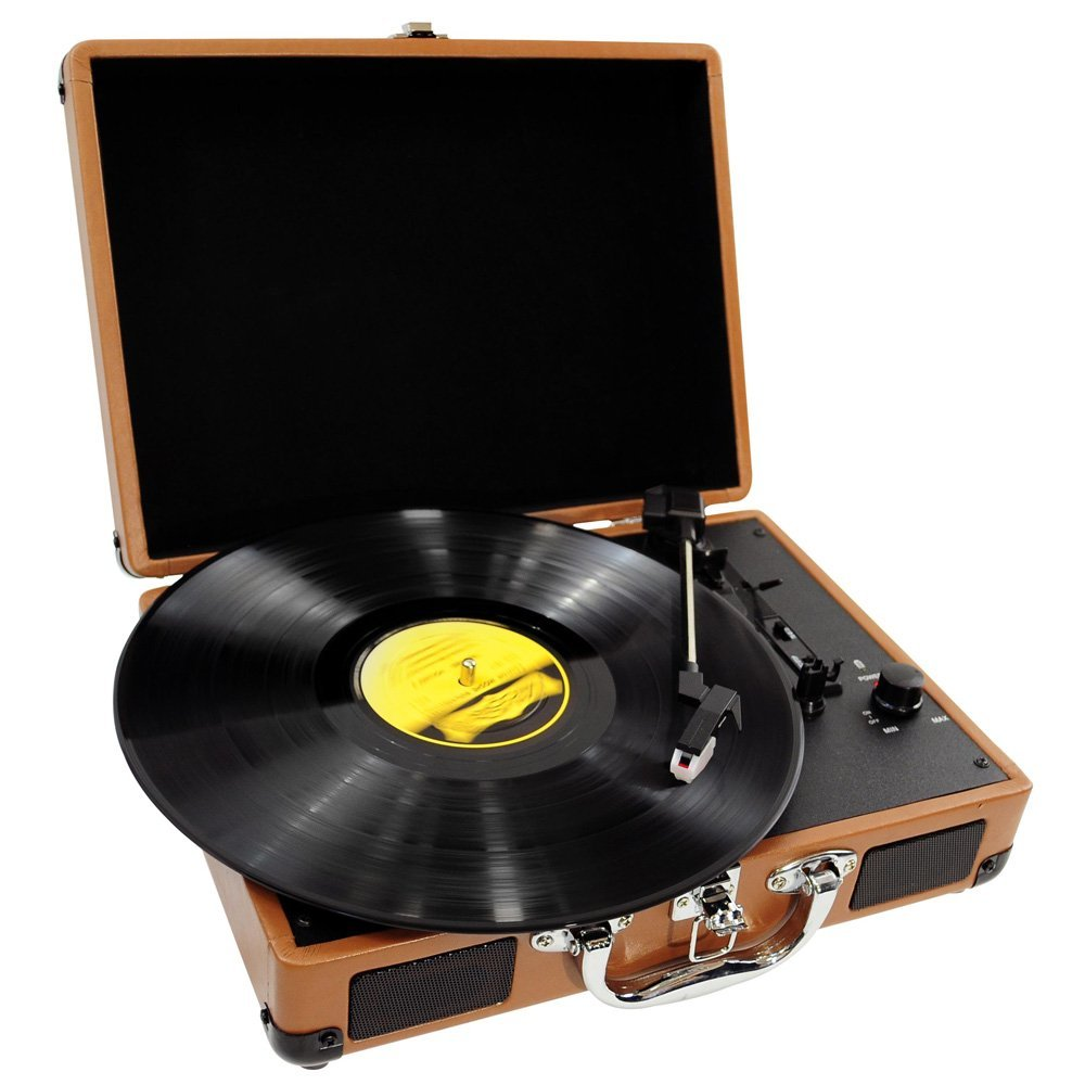 PYLE-HOME PVTT2U Retro Belt-Drive Turntable
