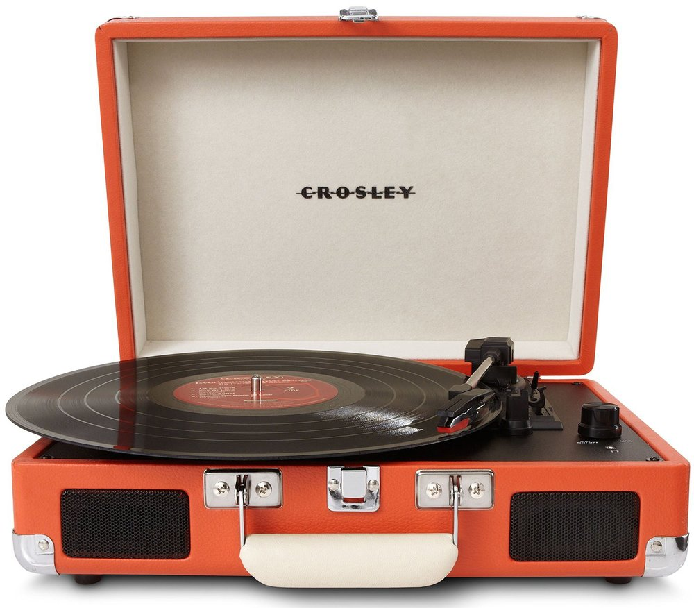 Crosley Cruiser with RCA input  ~$99