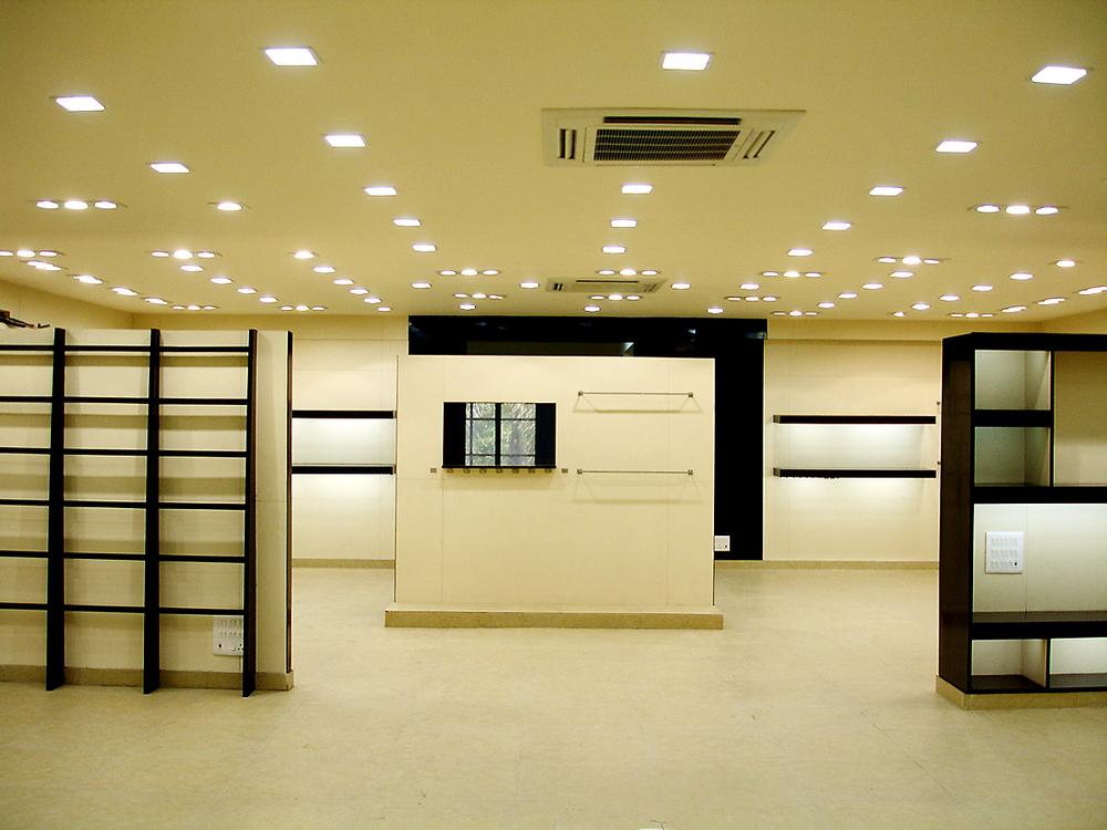 Surya Exports Showroom, Okhla, New Delhi, 2006