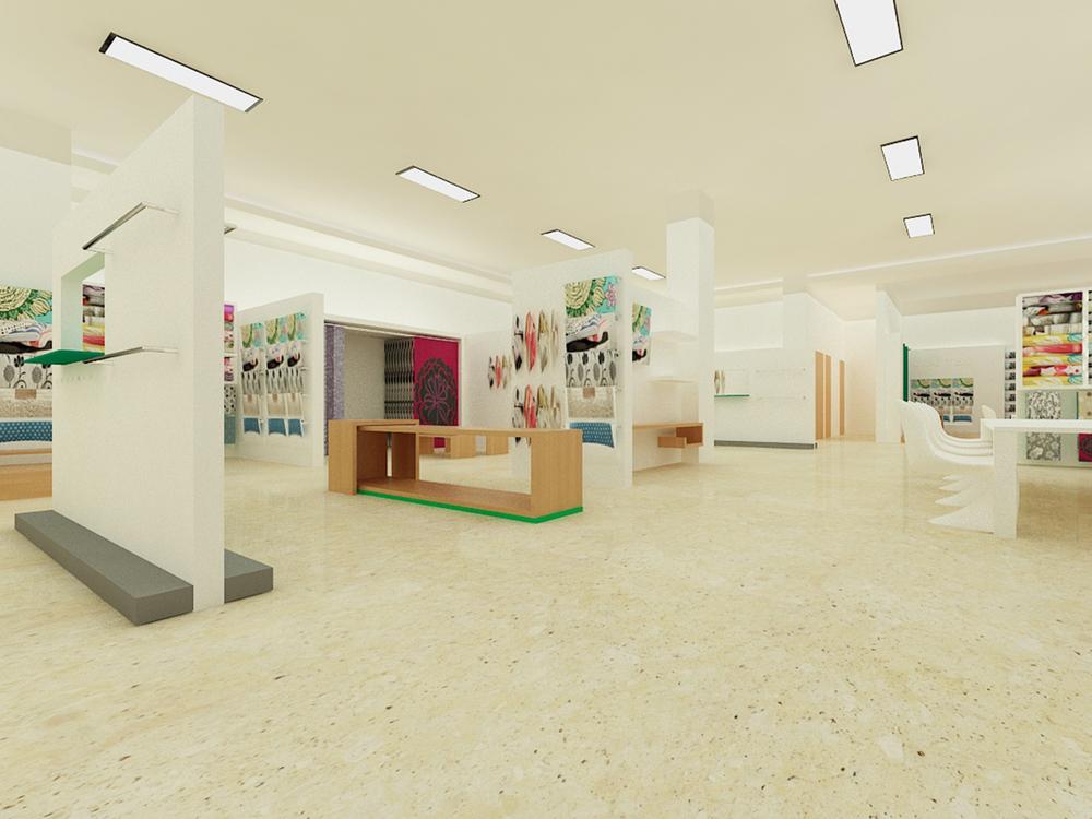 Craftex Showroom, Haryana, 2013