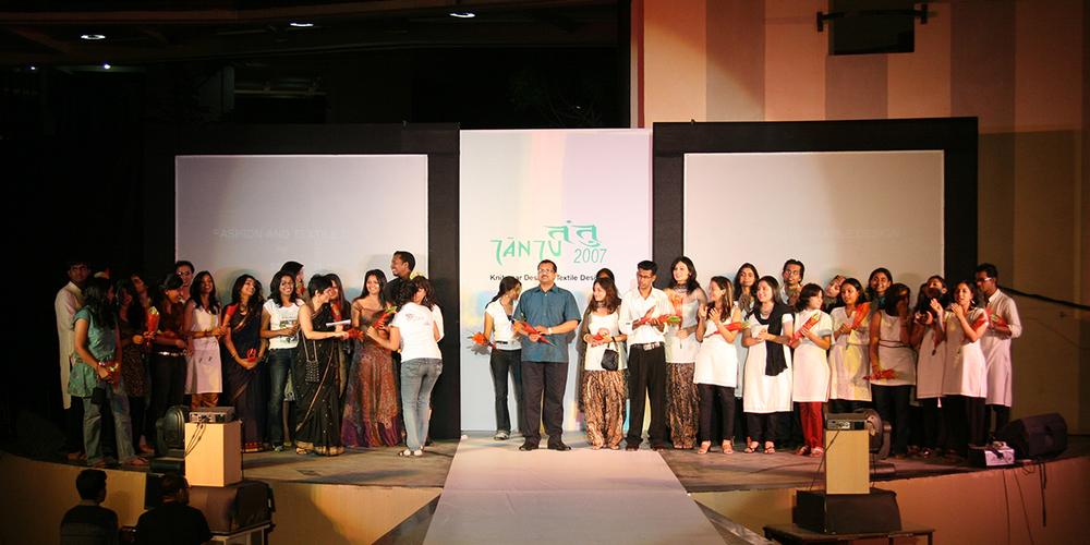 NIFT Fashion Show    Delhi, May 2007