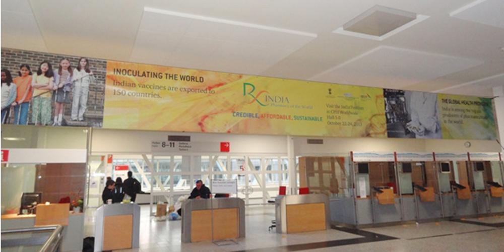 Brand India Pharma at CPhI Worldwide    Frankfurt, Oct 2012