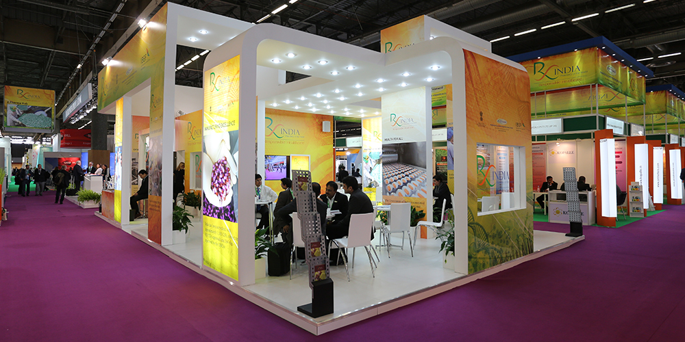 Brand India Pharma at CPhI Worldwide    Paris, Oct 2014