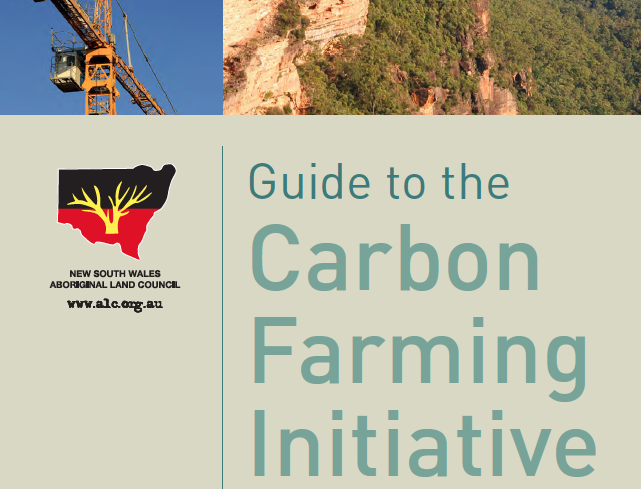 NSW Aboriginal Land Council Guide to the Carbon Farming Initiative