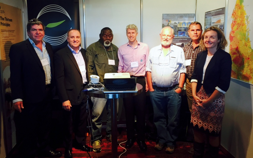 The greater AbCF team and guests: Rowan, Peter, John, Jeremy, Chris, Peter, Nerissa