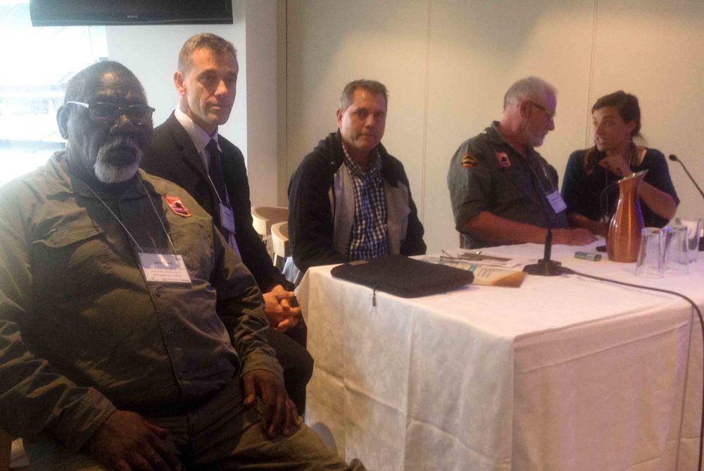 The Indigenous Carbon Markets panel