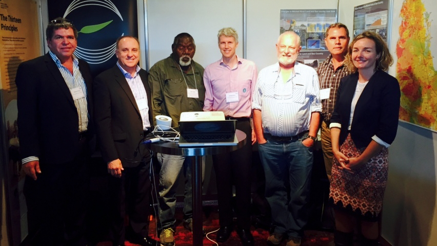 Summit showcases growing Aboriginal carbon industry