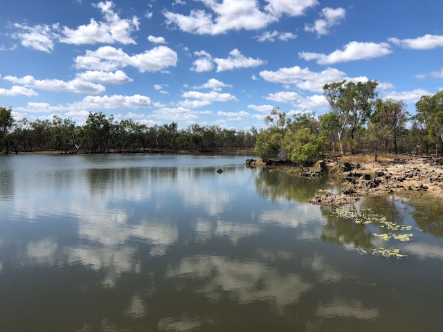 Horseshoe Lake, Kowanyama