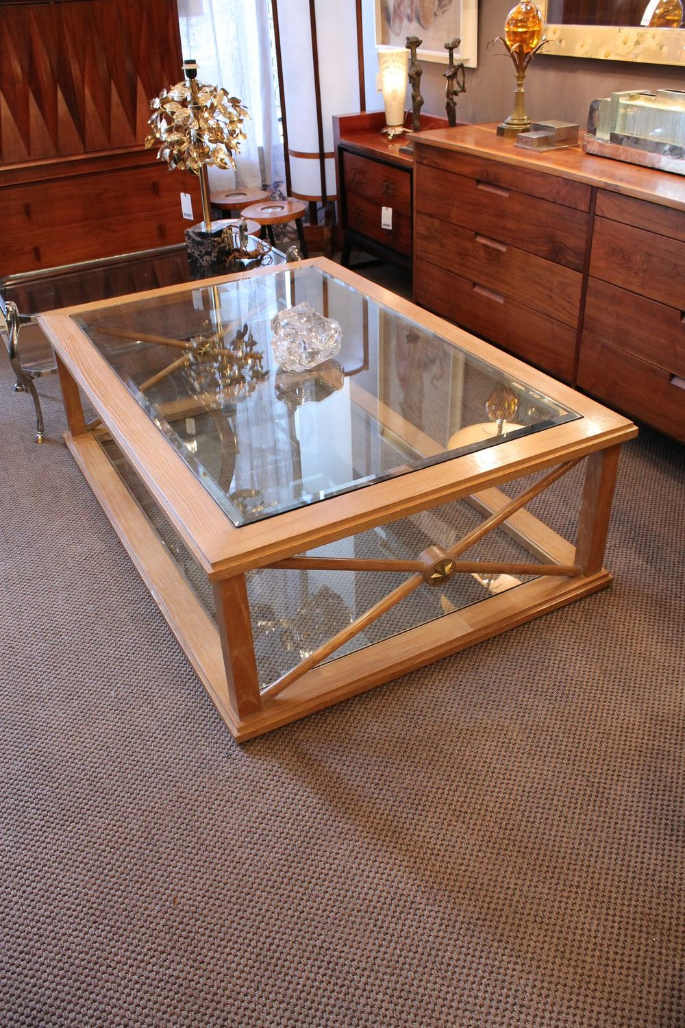 Coffee Table, French C. 1940's