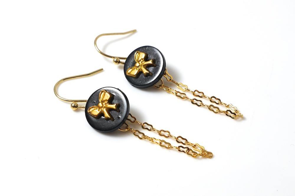baf581d84 Black and Gold Bows
