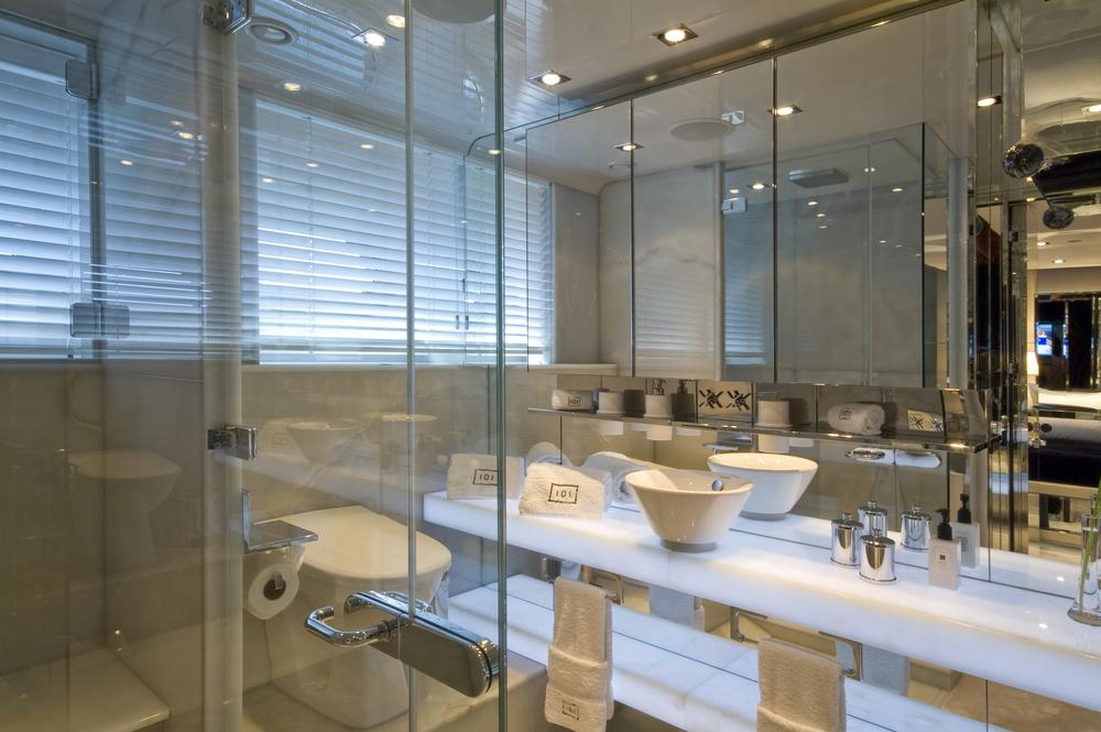 Spaces images speak louder than words for Bathroom designs hobart
