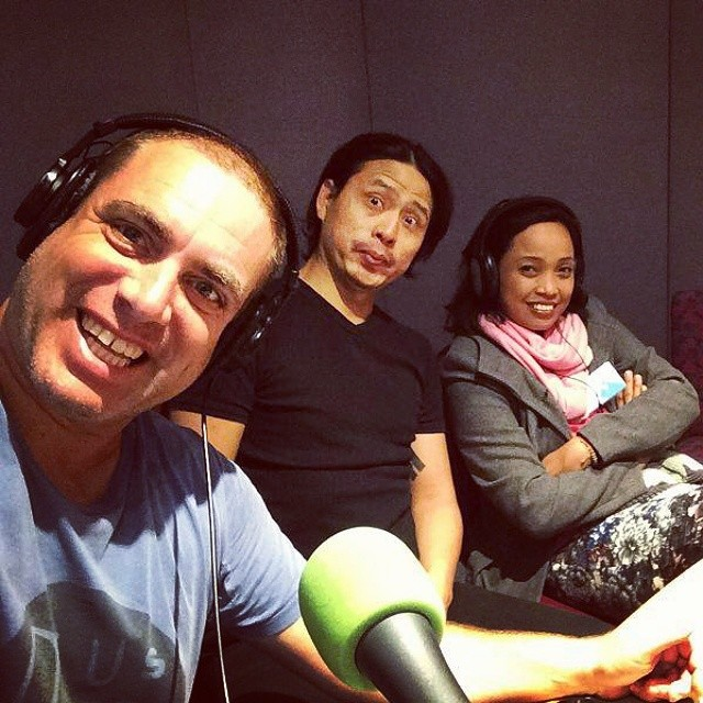 #JALANAN in SBS #radio #interview  #Melbourne #International #Film #Festival #Jakarta #street #busker #musical #documentary