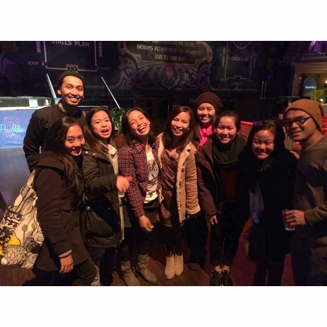 @titijalanan with #Melbourne fans. She's gonna miss you guys! Thank you for watching #JALANAN at #MIFF :)