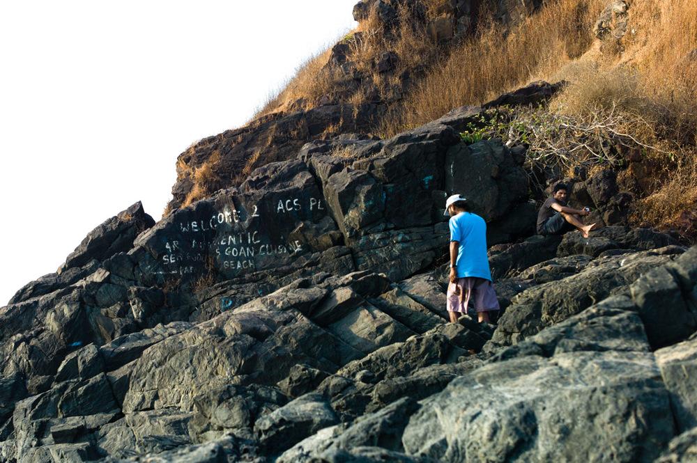 Goa style billboard