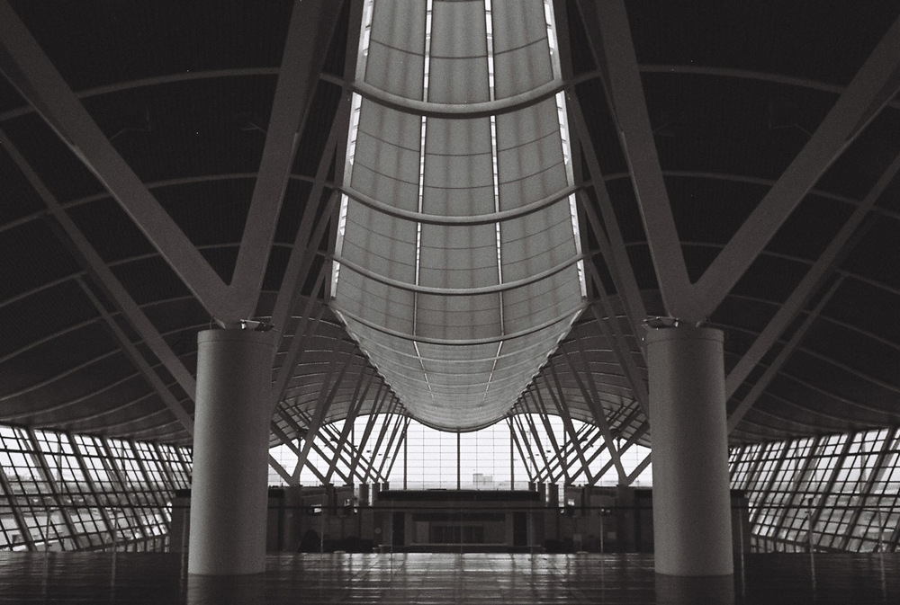 Pudong International Airport , Shanghai