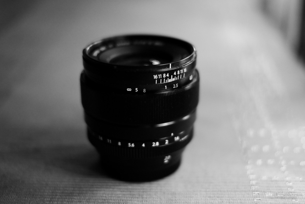Manual focus