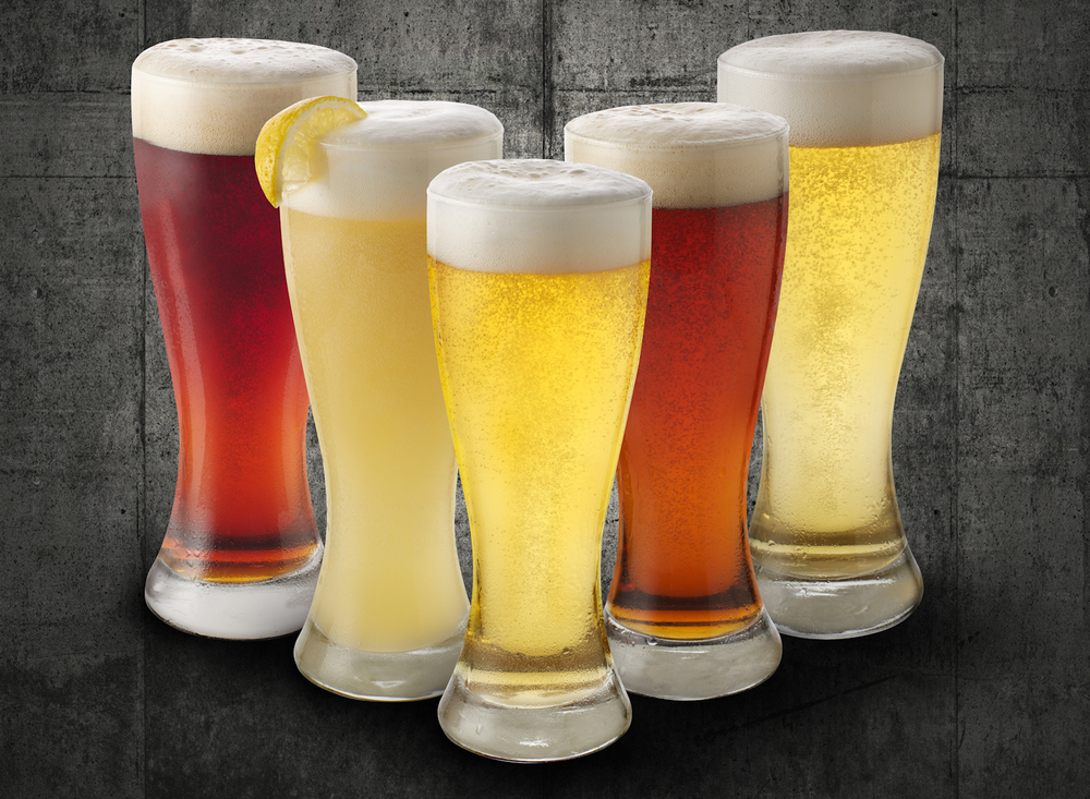 Draft Beers | Tony Kubat Photography