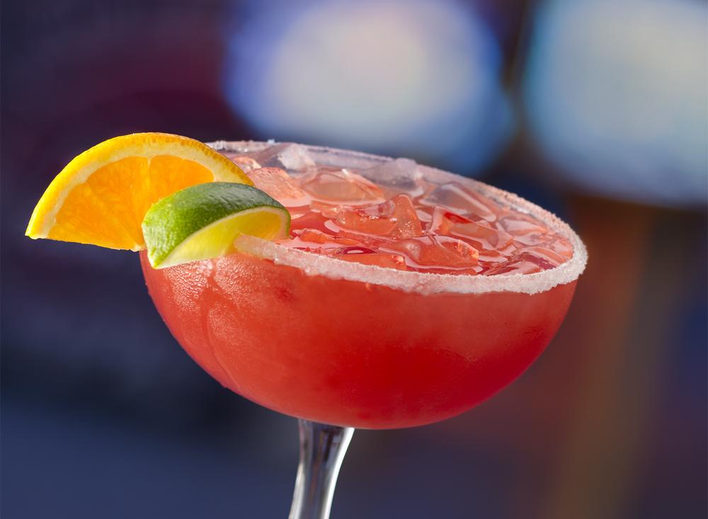 Strawberry Margarita | Tony Kubat Photography