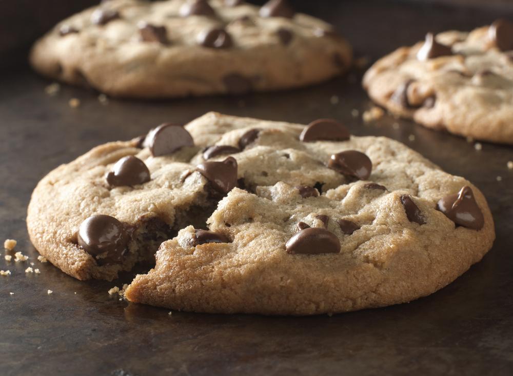 Chocolate Chip Cookies | Tony Kubat Photography