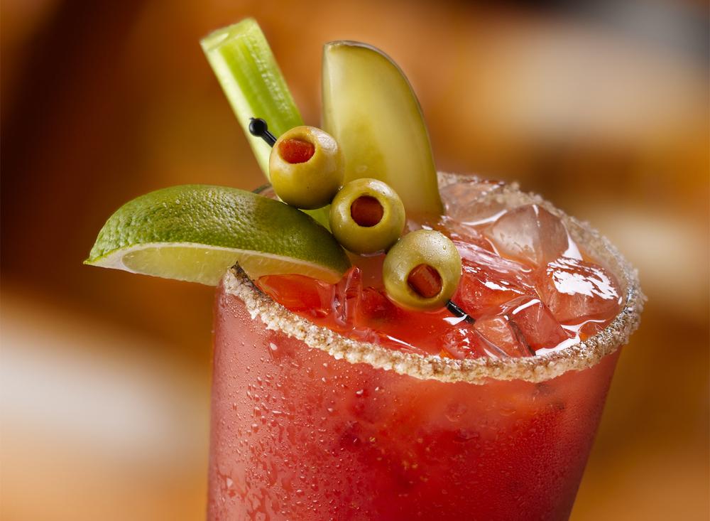 Loaded Bloody Mary | Tony Kubat Photography