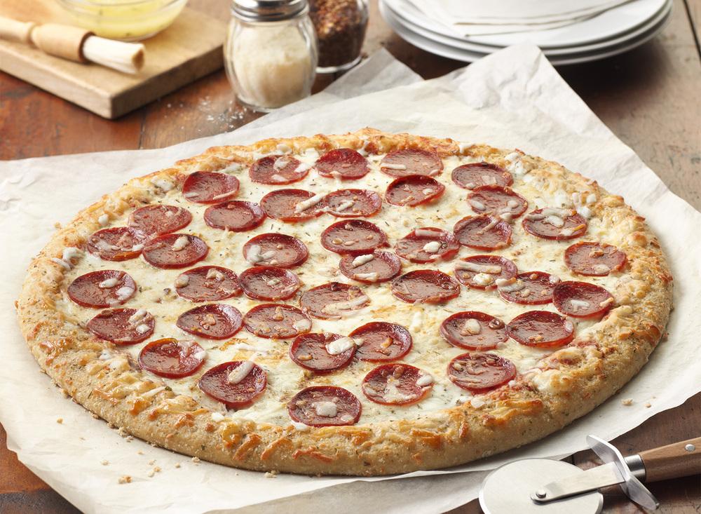 Pepperoni Pizza | Tony Kubat Photography