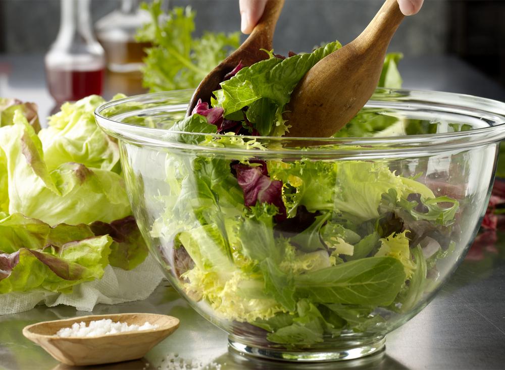 Tossed Salad | Tony Kubat Photography