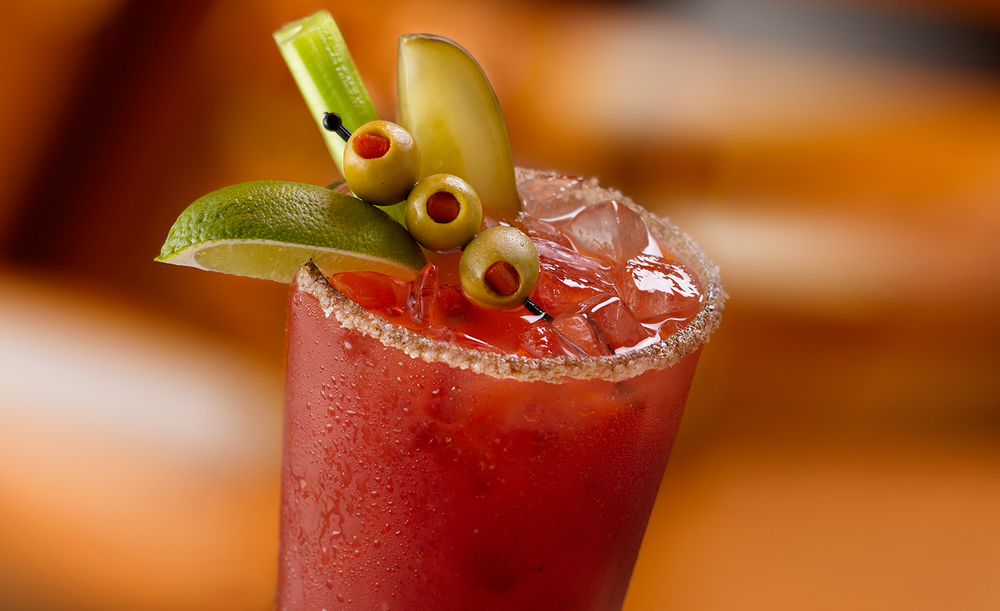Bloody Mary | Tony Kubat Photography