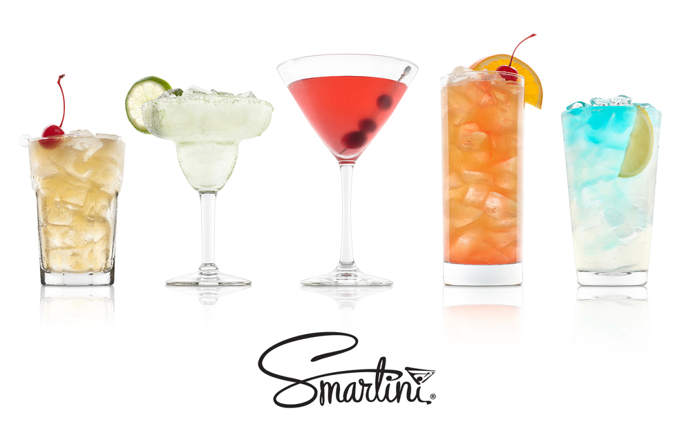 Smartini Coctail Collection | Tony Kubat Photography