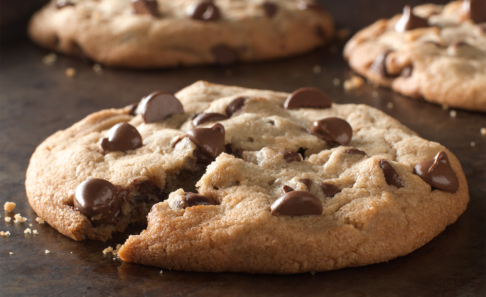 Chocolate Chip Cookies | Tony Kubat Photography