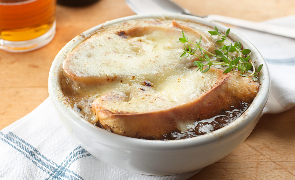 French Onion Soup | Tony Kubat Photography