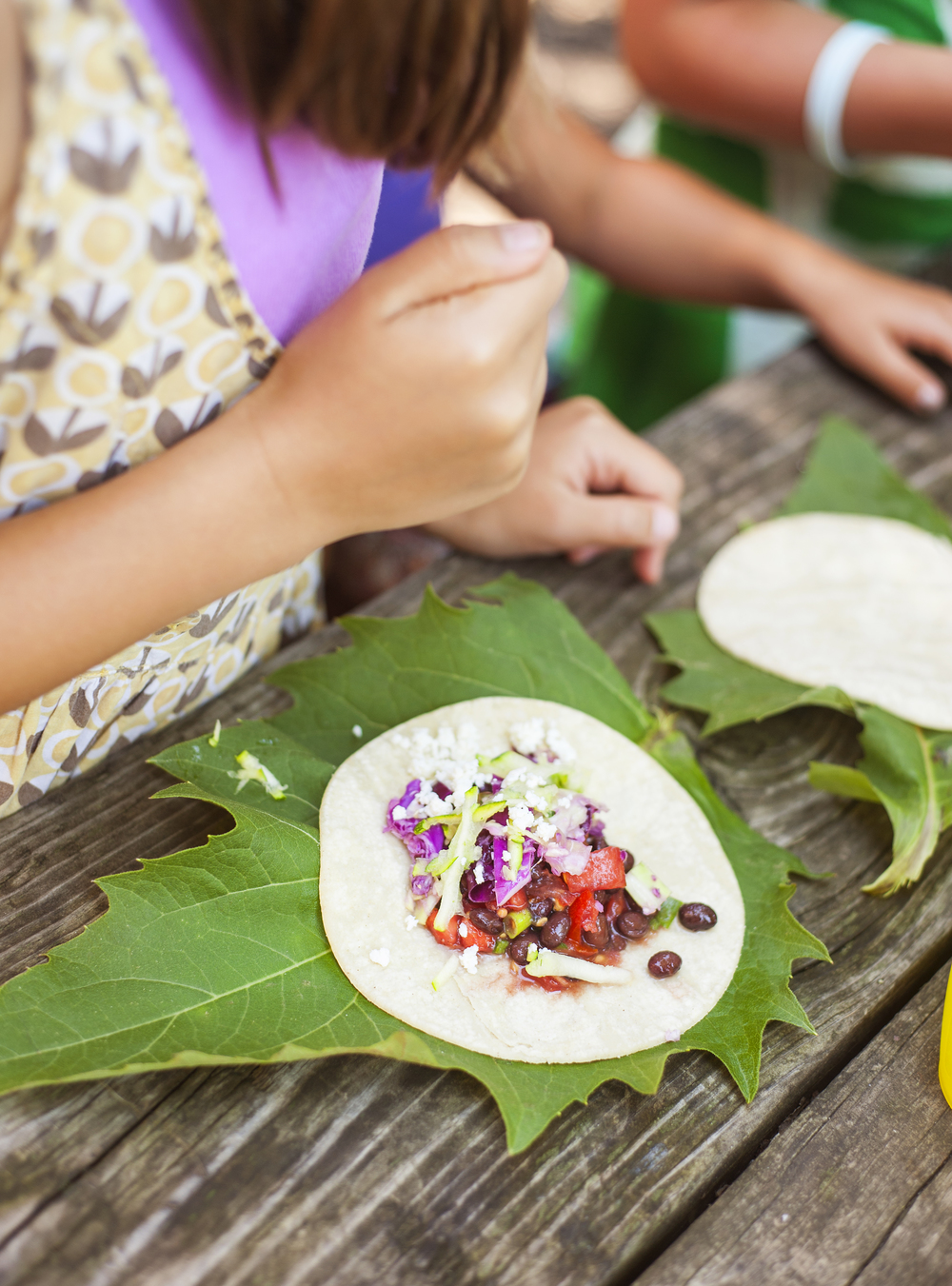 Kids Cook Classroom & Garden | Tony Kubat Photography