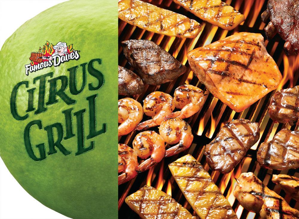 Famous Dave's Citrus Grill | Tony Kubat Photography