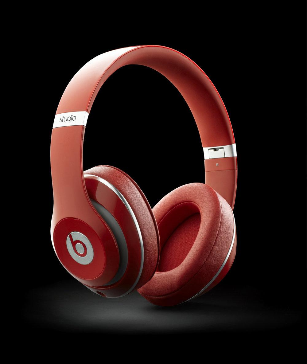 Beats Headphones Before   Tony Kubat Photography