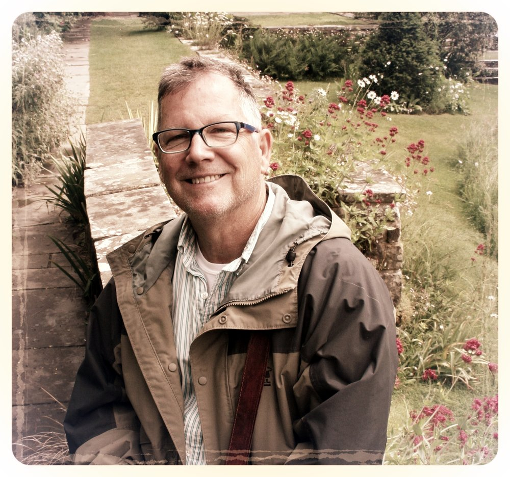 Ed Burke, Landscape Designer and Owner