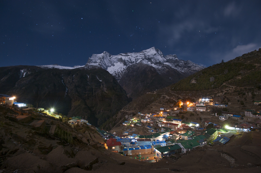 Namche Bazaar, Everest region, Nepal