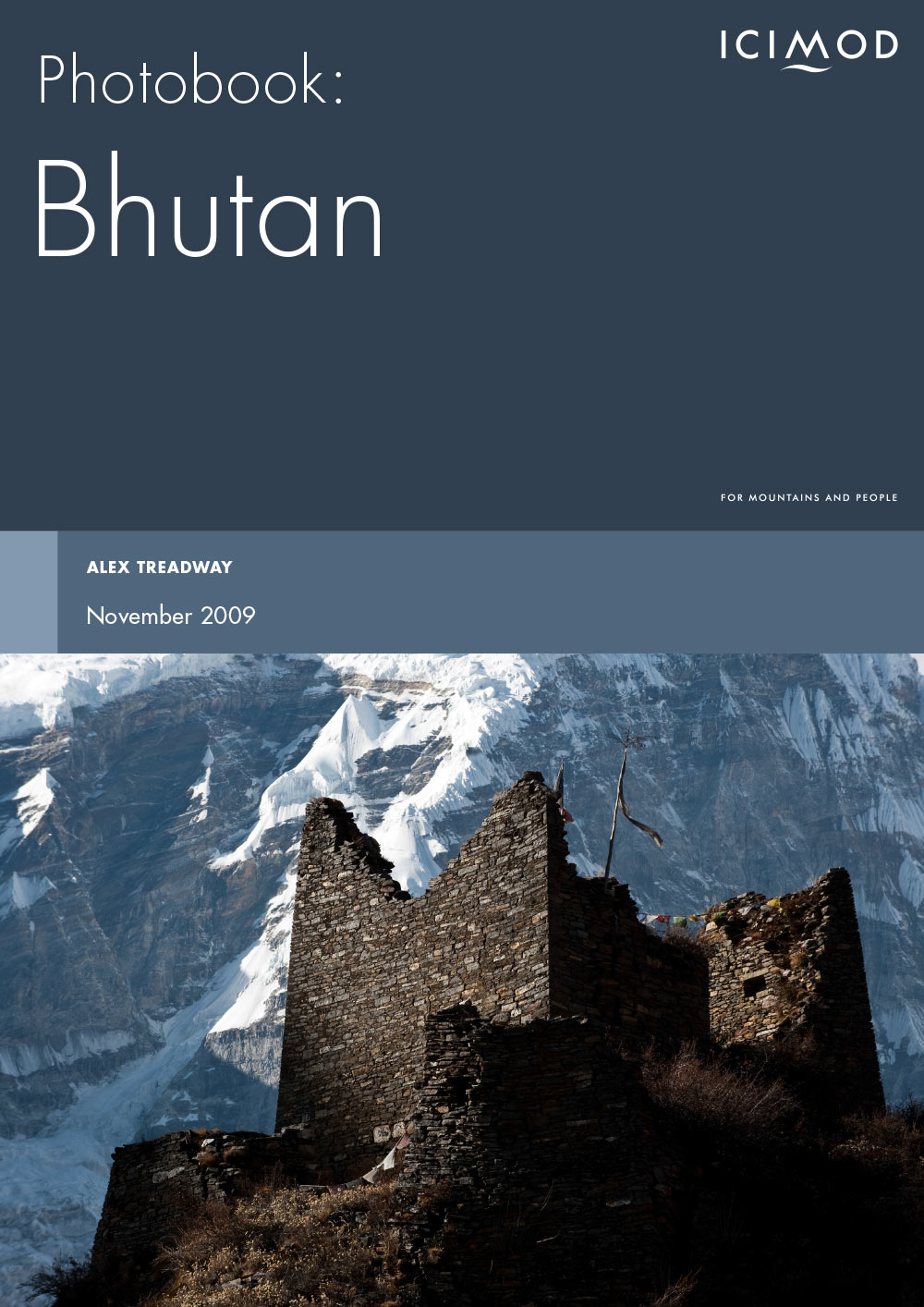 BhutanPhotobook cover