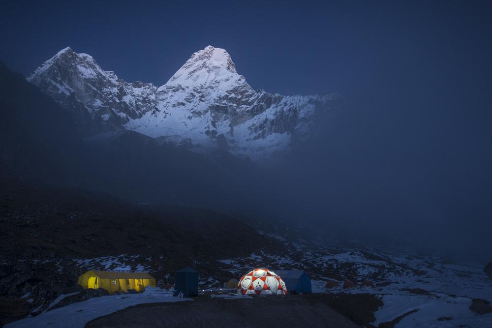 Ama Dablam  Khumbu, Nepal
