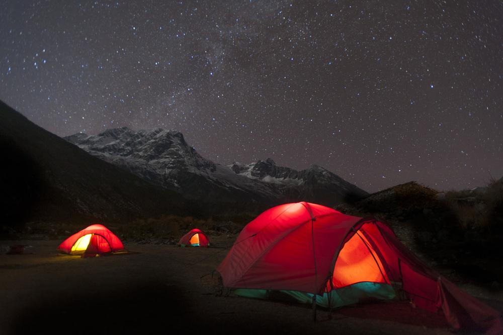 Samgaon  Manaslu region, Nepal