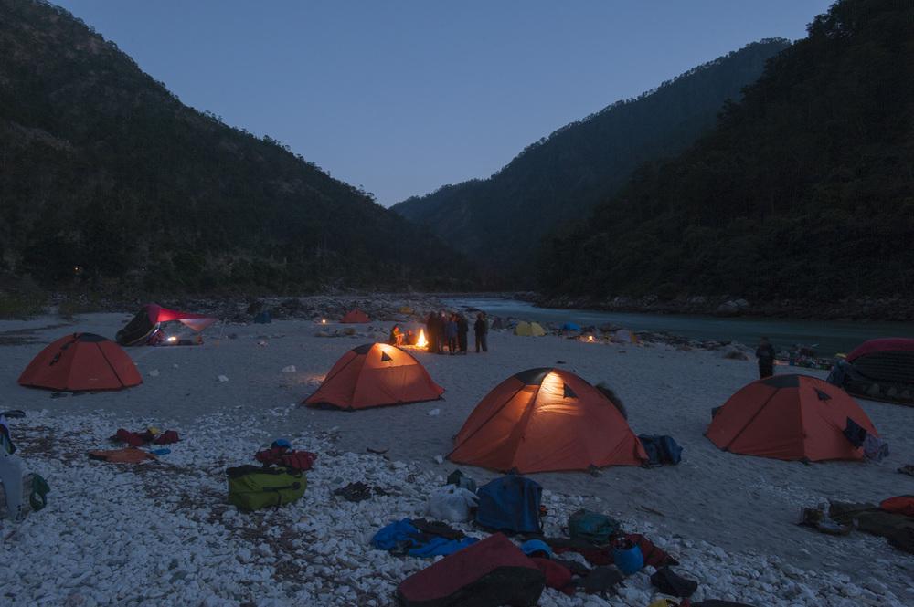 Karnali river  Nepal