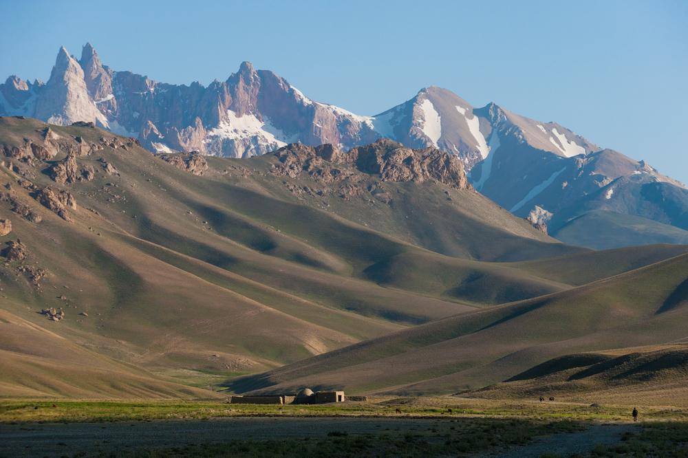Qala-e Sabzi, Afghanistan