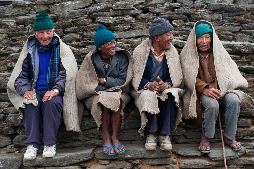 Barpak, Nepal