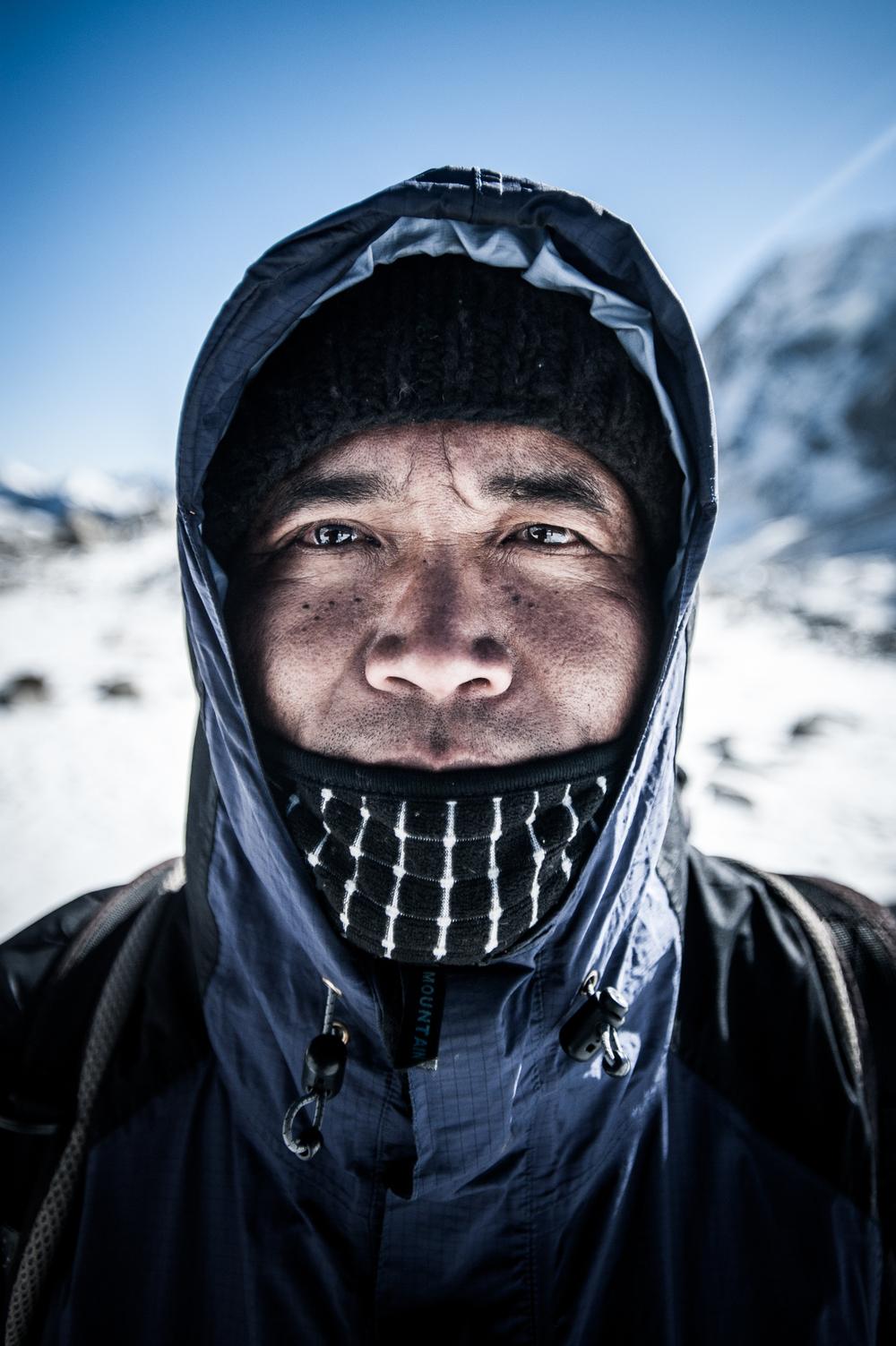 Sherpa, Manaslu, Nepal